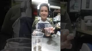 [MukBang]국내 프랜차이즈 커피종류별로 맛보기ASMR