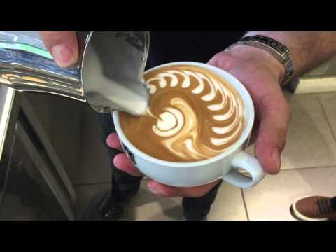 Best latte Art Show