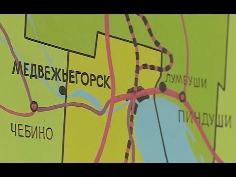 Сроки реконструкции водозабора в Медвежьегорске