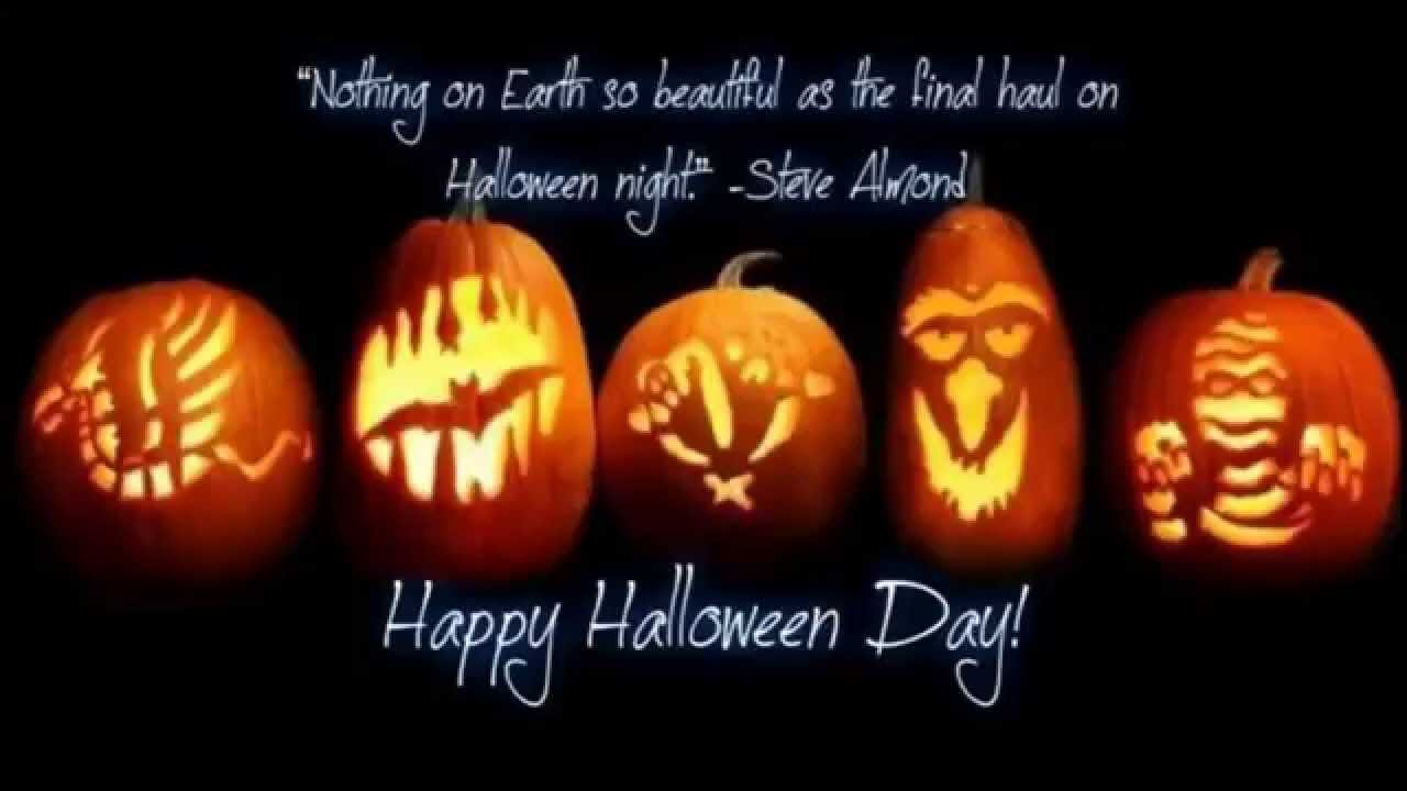 Happy Halloween 2015  Latest Halloween Greetings And Wishes   YouTube