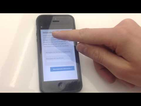 JF-Abo-Aktivierung Smartphone Android und Apple