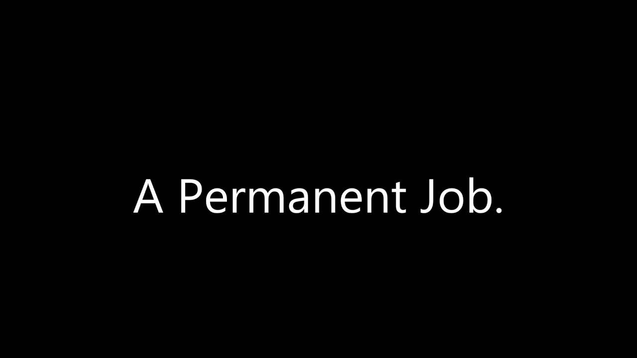 the permanent job n hunger games action short film the permanent job n hunger games action short film