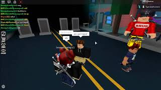 Crazy Mad Luck in ROBLOX ASSASIN