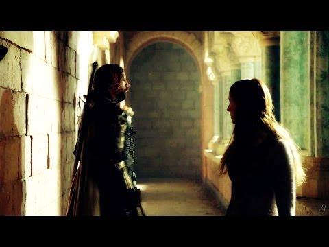 Sandor+Sansa | Poison and Wine