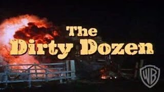 The Dirty Dozen - Original Theatrical Trailer