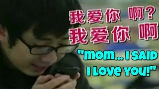 "Chinese Kids Telling Parents ""I Love You"" Meet With Mixed Reactions"