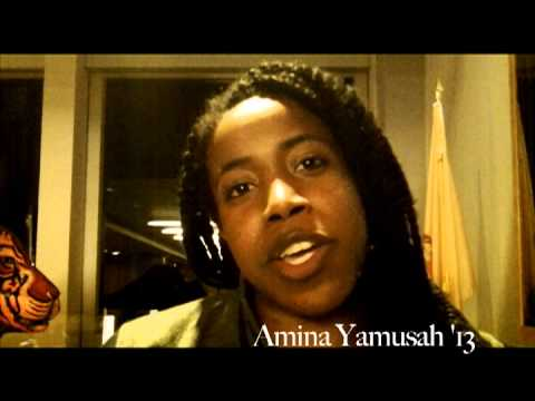 "Princeton Career Services Asks the Class of 2013 ""What are your post-graduation plans?"""