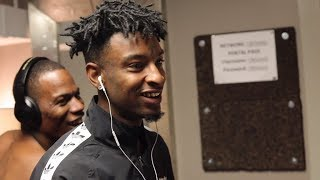 21 Savage  Numb The Pain Tour Vlog 3 @ www.OfficialVideos.Net