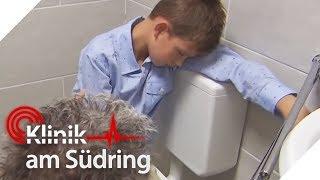 Nur noch am zocken! Ist Timo (8) süchtig? Er schläft überall ein!   Klinik am Südring   SAT.1