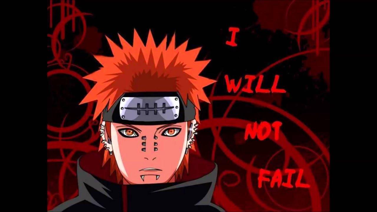 Naruto Quotes Wallpaper Hd Akatsuki Pein Theme Mobile Ringtone Naruto Shippuden Youtube