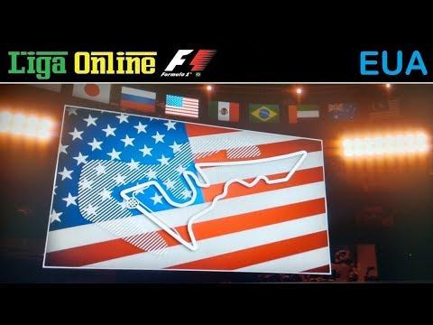 GP de Austin (Estados Unidos) de F1 2017 - Liga Online F1 - Cat. Especial (2ª Divisão)