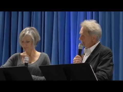 Necessary Evil ST:DS9: Nana Visitor and Rene Auberjonois Live