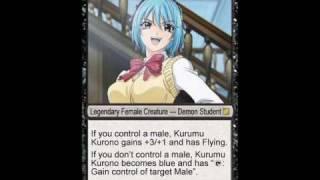 Otaku Magic 15 - The Rosario Vampire Decks