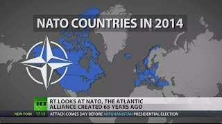 NATO turns 65, continues eastward expansion