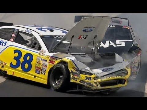 Top Five Moments from the Monster Mile: DOVER 2013