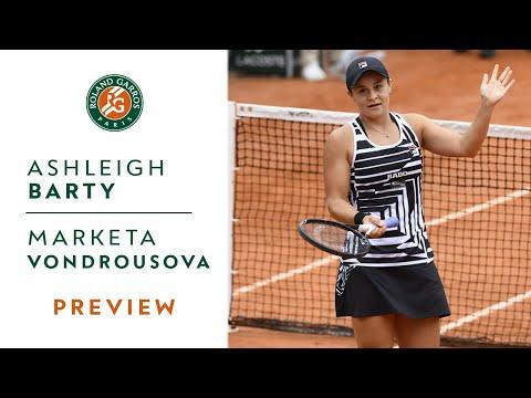 Ashleigh Barty vs Marketa Vondrousova - Preview Final | Roland-Garros 2019