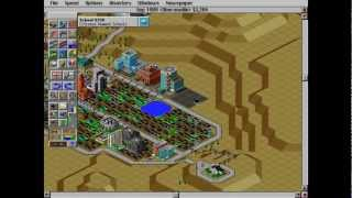 Sim City 2000 (1994) [PC Longplay]