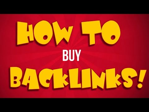 Off Page SEO – How to Buy HIGH QUALITY BackLinks (ENTIRE PROCCESS!)