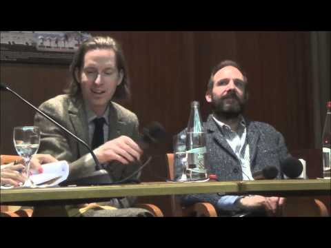 The Grand Budapest Hotel - Conférence de presse