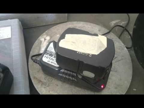 Hitachi battery test