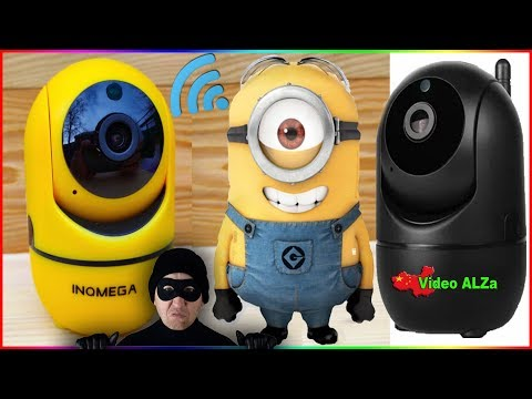 IP Camera INQMEGA HD 1080 P (почти) ПОЛНЫЙ ОБЗОР И ТЕСТ