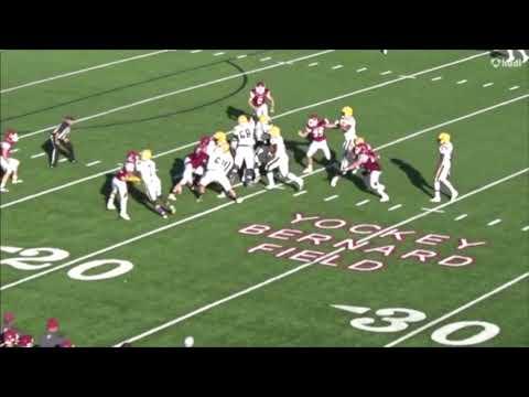 Ra'suan Storks 2019 Football Highlights Lutcher High School
