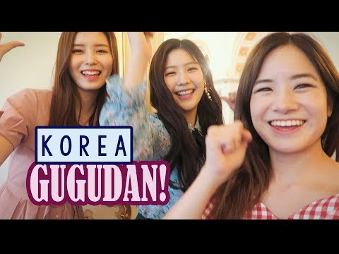 Meeting Kpop Idol Group Gugudan & Korean Masterchef | Last Day in KOREA