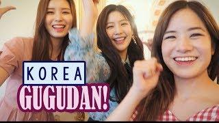 Meeting Kpop Idol Group Gugudan & Korean Masterchef | Last Day in KOREA