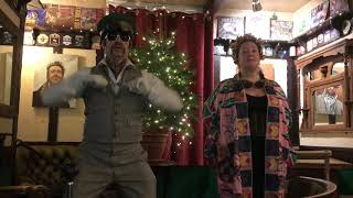 12 Days Of Christmas Steampunk Style With Actions
