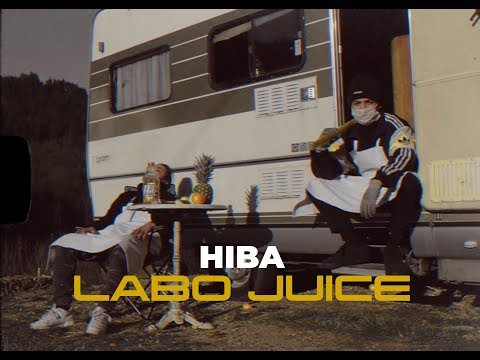 Youtube: Hiba – Labo Juice (Freestyle)