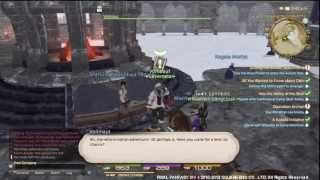 Final Fantasy XIV A Realm Reborn - Alchemist Quick Leveling Guide to Level 50