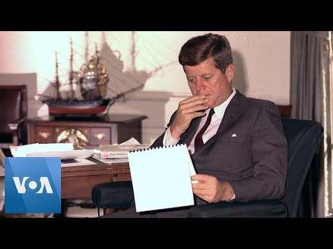 Remembering John F. Kennedy – the 56th Anniversary of the As