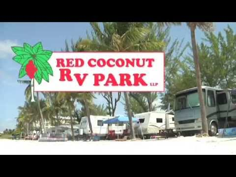 Florida Vacation Arriving At The Tropical Palms Rv Park