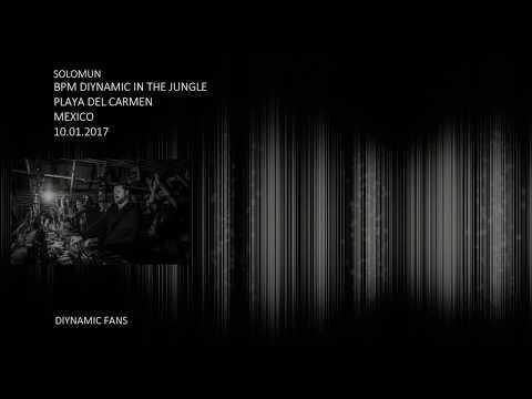 Solomun BPM Diynamic In The Jungle Playa Del Carmen Mexico 10.01.2017