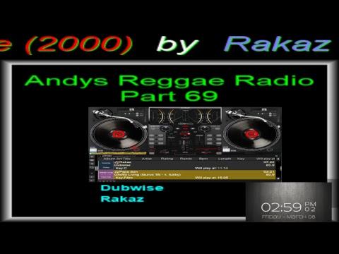 Andys Reggae Radio-Part 69
