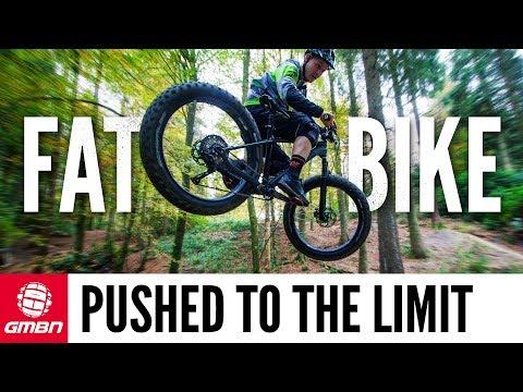 Neil and Blake Push A Fat Bike To Its Limits