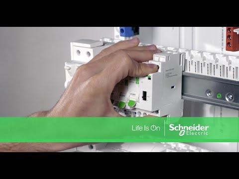 Contacteur Combiné Embrochable Resi9 Schneider Electric France