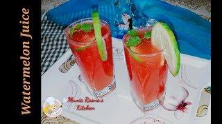 Watermelon Lemonade|Watermelon Juice|Tormujer Shorbot|Tormujer Juice|Tomujer Lemonade