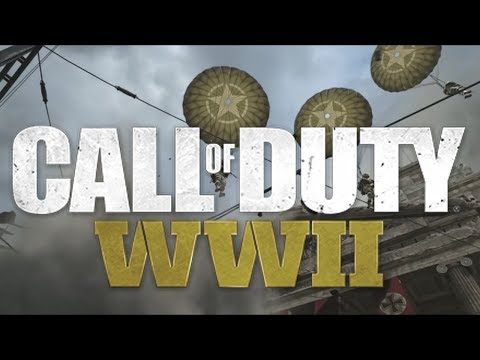 Call Of Duty: WWII - Paratrooper Squad In A Box! COD WW2 NEW Waffe 28 Gameplay On Pointe Du Hoc!