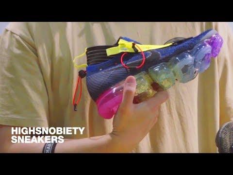 Meet the Customizer Creating Technical DIY VaporMax Sneakers