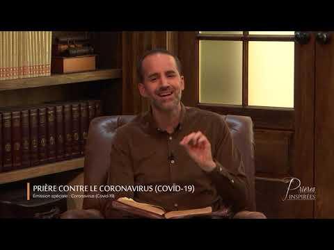 ⛔Prière contre le Coronavirus (COVID-19) (Jérémy Sourdril)