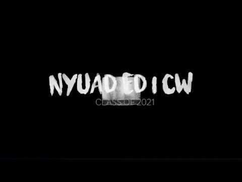 NYUAD Candidate Weekend 2016 [Class of 2021]