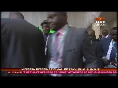 Nigeria International Petroleum Summit 2019