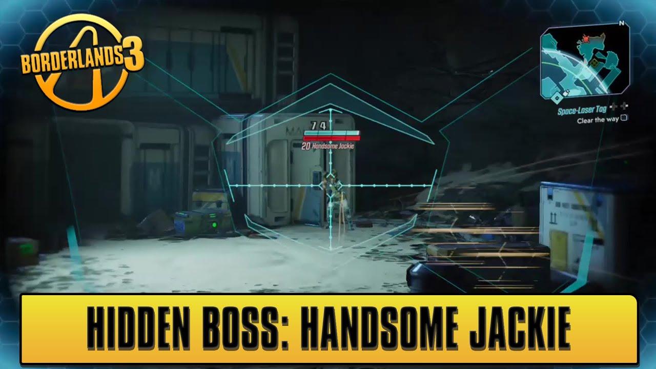 Hidden Boss Handsome Jackie
