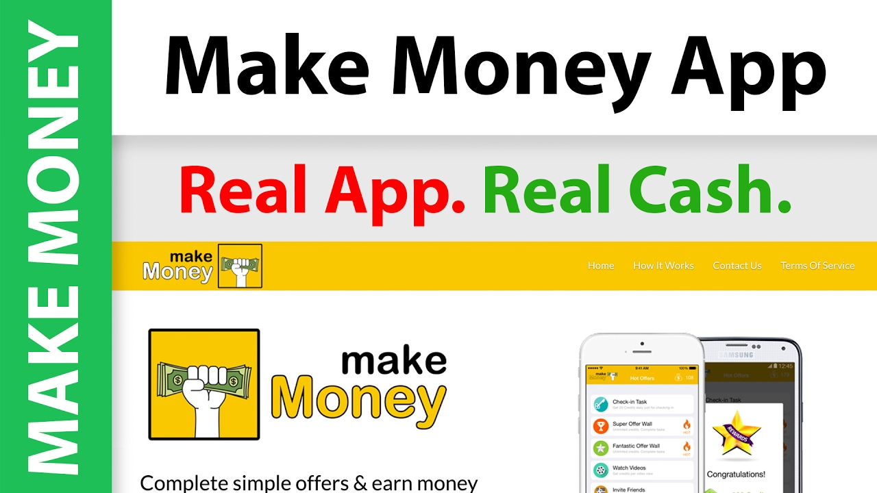 Earn 2,000+ Credits in 10 Minutes! Earn Real Cash by Downloading Apps