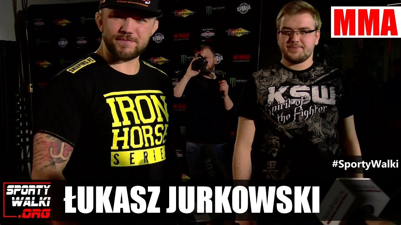 Łukasz Jurkowski: Jestem lepiej przygotowany niż na Narodowy