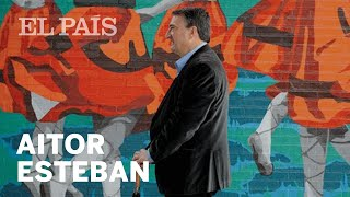 ELECCIONES 10-N | Entrevista a Aitor Esteban