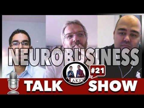 Neurobusiness : Vendre avec le neuromarketing avec Yannick Alain et David Lefrançois #21