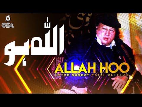 Allah Hoo | Ustad Nusrat Fateh Ali Khan | Official Version | OSA Islamic