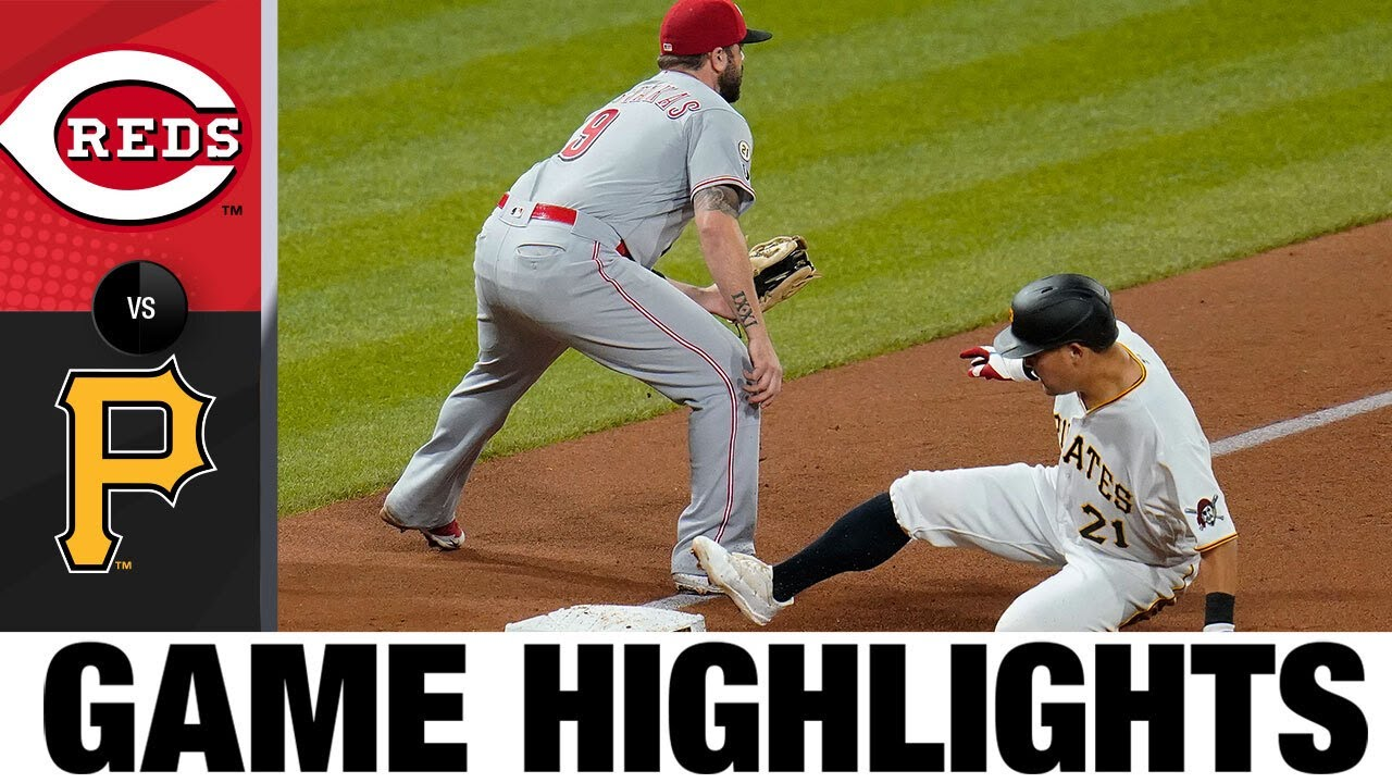 Download Reds vs. Pirates Game Highlights (9/15/21) | MLB Highlights